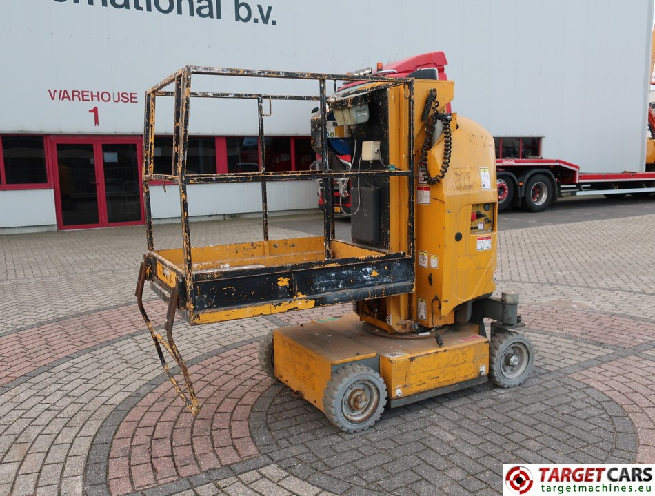 HAULOTTE STAR 9 BELONE 900 VERTICAL MAST AERIAL WORK LIFT PLATFORM ELECTRIC 2008 900CM ME106363