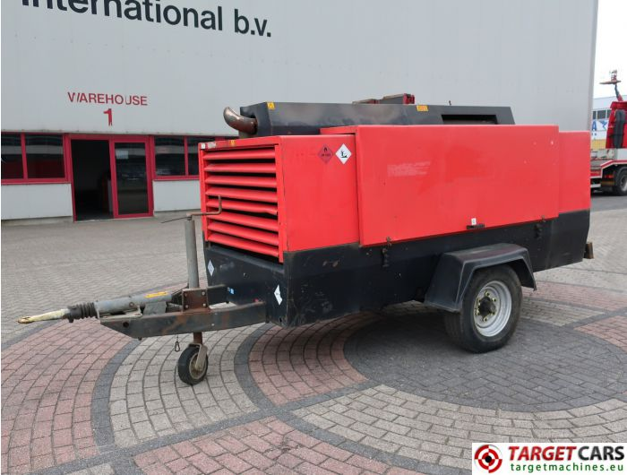 ATLAS COPCO XAHS236CD AIR COMPRESSOR 14300L/MIN 12BAR 2006 60602850