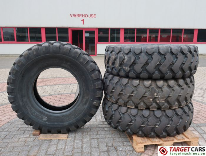 TRANSKING 17.5-25 WHEEL LOADER TYRE 16PR TIRE E3/L3