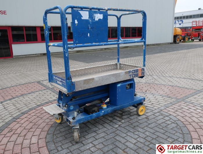 POWER TOWER PUSH AROUND ELECTRIC WORK LIFT 2013 510CM 19893313A