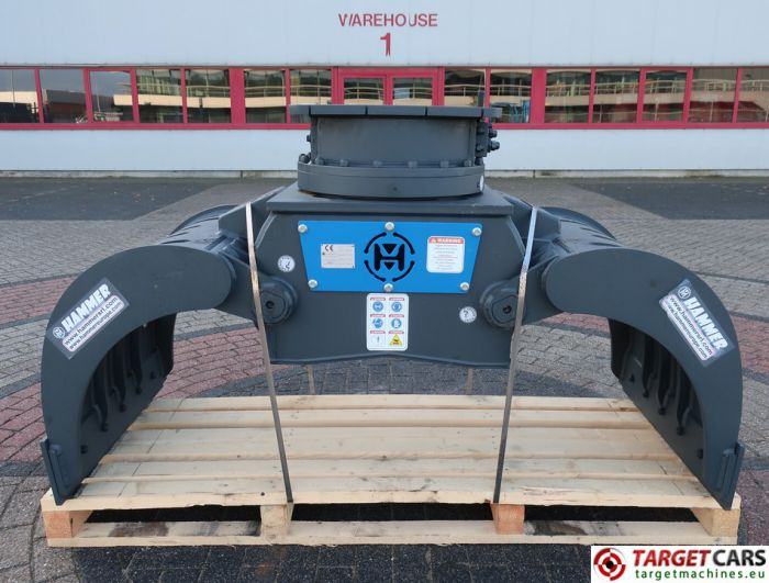 HAMMER GRP1000 DEMOLITION / SCREENING / SORTING GRAPPLE BUCKET 2018 TO FIT 13~19T AH81756