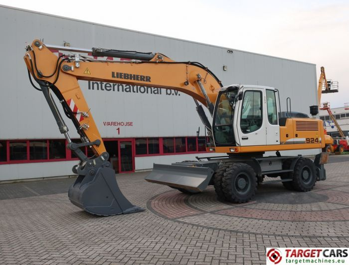 LIEBHERR A924C LITRONIC WHEELED MOBILE EXCAVATOR 2017 26T 21HRS NEW / UNUSED