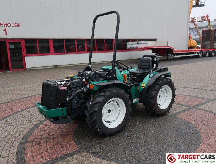 GOLDONI MAXTER 60SN FARM TRACTOR 4WD 48HP 2018 ZA624777 1HR NEW / UNUSED