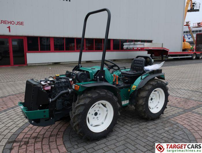 GOLDONI MAXTER 60SN FARM TRACTOR 4WD 48HP 2018 ZA624792 1HR NEW / UNUSED