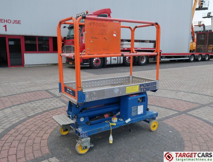 POWER TOWER PUSH AROUND ELECTRIC WORK LIFT 2011 510CM 17314511A