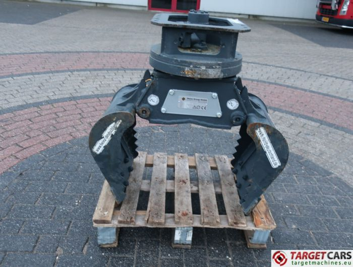 HEINZ HT152CH ROTATING HT-152CH DEMOLITION / SCREENING / SORTING GRAPPLE BUCKET 2018 TO FIT 1.5~4T 18000122C
