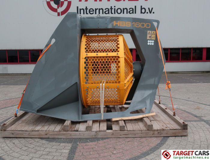 HARTL HBS 1600 ROTARY HBS1600 SCREENING 160CM BUCKET 2014 SC1600130021 UNUSED TO FIT ≥ 22T