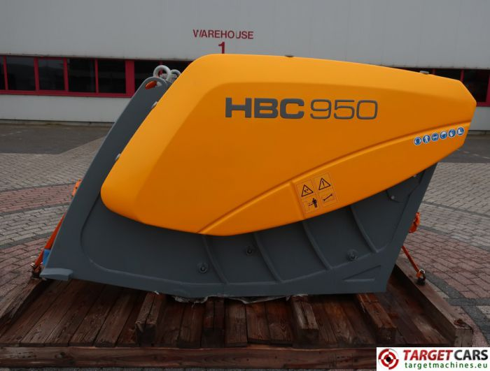 HARTL HBC 950 CRUSHER HBC950 BUCKET 950MM 2014 CC00950140059 UNUSED TO FIT ≥ 24T