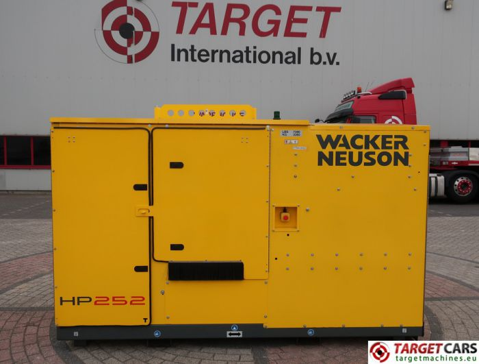 WACKER NEUSON HP252 HYDRONIC AIR HEATER 0620249 2014 20282316