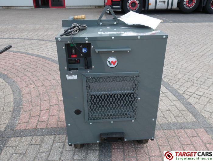 WACKER NEUSON HX60 HEAT EXCHANGER FOR HP252 HYDRONIC AIR HEATER 0620251 2014 20235839