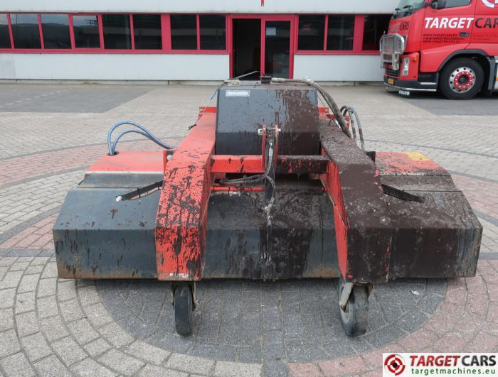 SUTON FSC213 COLLECTOR SWEEPER 213CM FOR FOR LOADER S28810 2014