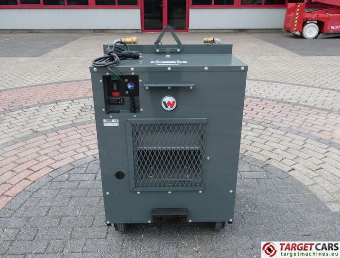 WACKER NEUSON HX60 HEAT EXCHANGER FOR HP252 HYDRONIC AIR HEATER 0620251 2014 20249663