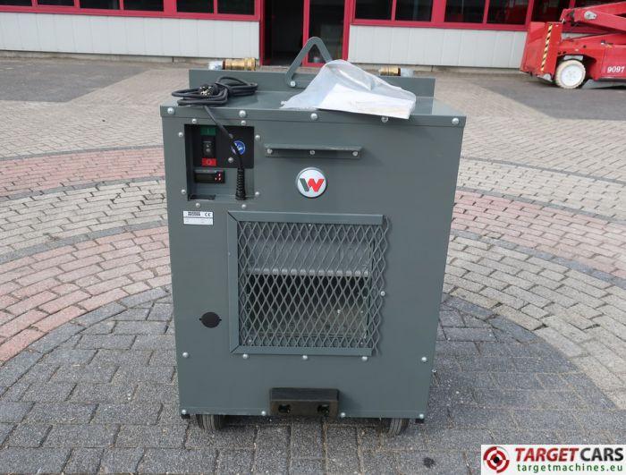 WACKER NEUSON HX60 HEAT EXCHANGER FOR HP252 HYDRONIC AIR HEATER 0620251 2014 20279905
