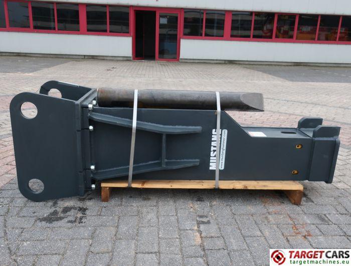 MUSTANG HAMMER HM1300 HYDRAULIC EXCAVATOR BREAKER HAMMER AH91536 2019 FOR 14T~20T
