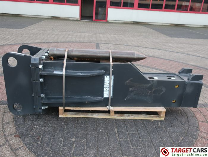 MUSTANG HAMMER HM1900 HYDRAULIC EXCAVATOR BREAKER HAMMER AH202297 2020 FOR 19T~28T