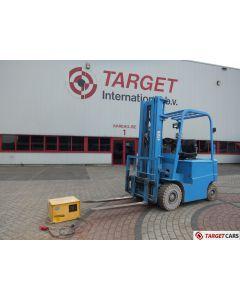 EUROFORKLIFT FB25 ELECTRIC FORKLIFT 2500KG TRIPLEX-550CM SIDESHIFT 2006