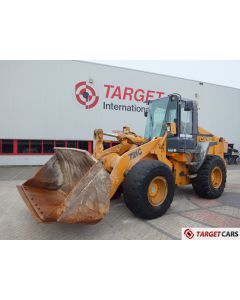 CASE 721C WHEEL LOADER WHEELED 15.3T 2000