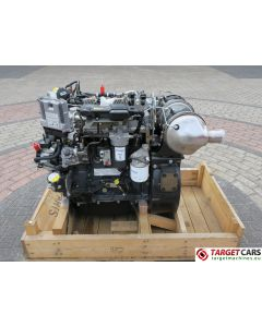 PERKINS 854E-E34TA DIESEL 4-CYLINDER ENGINE 62KW-2200RPM NEW/UNUSED
