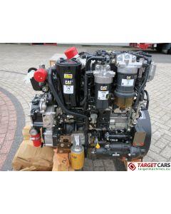 CAT C4.4 3640 4544420 DIESEL 4-CYLINDER ENGINE 92.6KW-2200RPM NEW/UNUSED