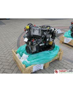 CAT C3.4B 443-5247 PERKINS DIESEL 4-CYLINDER ENGINE 75KW-2200RPM CJG04095 NEW/UNUSED