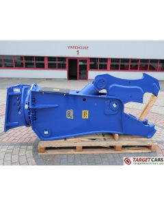 RENT DEMOLITION CK20 HYDRAULIC ROTATING PULVERIZER CRUSHER / SHEAR CK-20 2018 TO FIT 21~32T EXCAVATOR R8558611