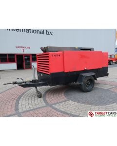 ATLAS COPCO XAMS286CD AIR COMPRESSOR 17300L/MIN 600CFM 8.6BAR 2006 60571611