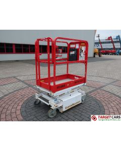HY-BRID HB-P830CE HYBRID PUSH AROUND SCISSOR COMPACT WORK LIFT 2011 444CM E05-10309
