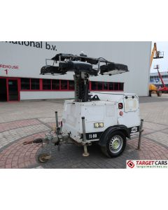 SMC TL90 MOBILE LIGHTNING TOWER TL-90 TOWER LIGHT 900CM W/GENERATOR 2011 7490H