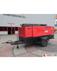 ATLAS COPCO XAHS236CD AIR COMPRESSOR 14300L/MIN 12BAR 2006 60578313