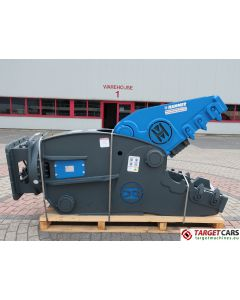 HAMMER RH25 HYDRAULIC ROTATION PULVERIZER CRUSHER SHEAR RH-25 2018 TO FIT 20~28T EXCAVATOR AH80940
