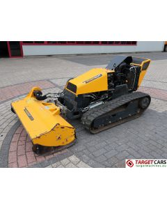 ENERGREEN MCCONNEL ROBOCUT 1300 TRACKED ALL TERRAIN MOWER 2013 264HRS