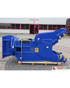 RENT DEMOLITION RD15 HYDRAULIC ROTATING PULVERIZER CRUSHER RD-15 2017 TO FIT 10~20T EXCAVATOR R7187611