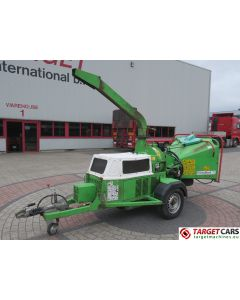 GREENMECH ARB19-28MT50D FAST TOW DIESEL CHIPPER 2007 S7233