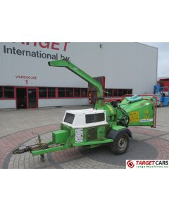 GREENMECH ARB19-28MT50D FAST TOW DIESEL CHIPPER 2006 S6195