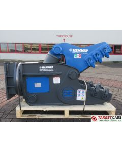 HAMMER RH09 HYDRAULIC ROTATION PULVERIZER CRUSHER SHEAR RH-09 2017 TO FIT 6~13T EXCAVATOR H172785RH