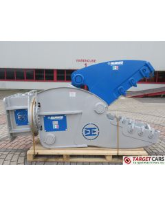 HAMMER RH40 HYDRAULIC ROTATION PULVERIZER CRUSHER SHEAR RH-40 2017 TO FIT 32~40T EXCAVATOR AH71377
