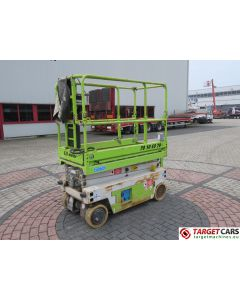 ITECO IT4680 ELECTRIC SCISSOR WORKLIFT 650CM 2008 IT4610008
