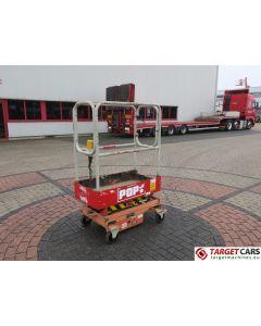 NSG POP UP ELECTRIC POPUP MINI SCISSOR LIFT NSG0301 363CM 215KG 12V 2005