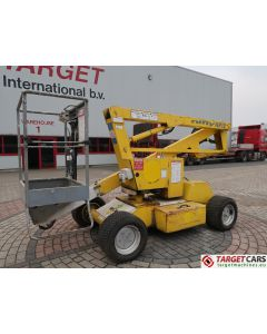 NIFTYLIFT HR12NDE NIFTY ARTICULATED BI-FUEL BOOM WORKLIFT 2006 1220CM