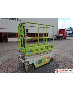 ITECO IT4680 ELECTRIC SCISSOR WORKLIFT 650CM 2008 IT4610017