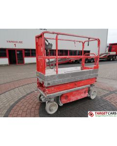 JLG 1930ES ELECTRIC SCISSOR WORKLIFT 772CM 357HRS 2008