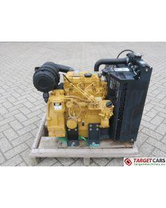 CATERPILLAR C1.1 318-1670 DIESEL 3-CYLINDER ENGINE 8KW~19KW C3M02341