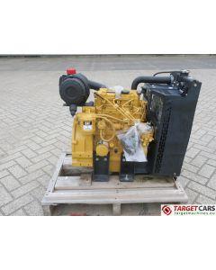 CATERPILLAR C1.1 318-1670 DIESEL 3-CYLINDER ENGINE 8KW~19KW C6L00460