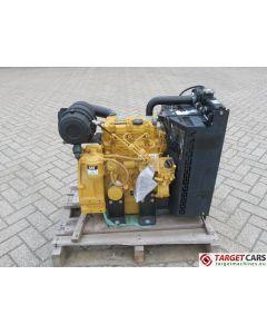 CATERPILLAR C1.1 318-1670 DIESEL 3-CYLINDER ENGINE 8KW~19KW C3M02128