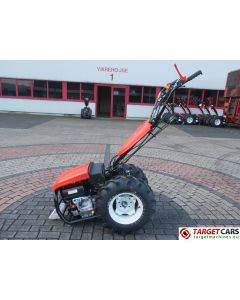 GOLDONI JOKER 10S+ WALK BEHIND LANDSCAPE MOTO CULTIVATOR 2WD TRACTOR PETROL 8.5HP 2017 NEW UNUSED 621057