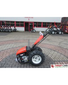 GOLDONI JOKER 10S+ WALK BEHIND LANDSCAPE MOTO CULTIVATOR 2WD TRACTOR PETROL 8.5HP 2017 NEW UNUSED 621060