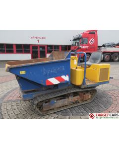 CANYCOM S100 MINI TRACKED DUMPER W/SWIVEL SKIP DIESEL 2008