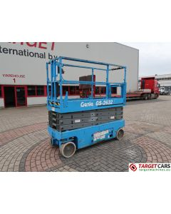GENIE GS-2632 ELECTRIC SCISSOR GS2632 WORK LIFT 992CM 2006 403HRS S82937