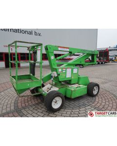 NIFTYLIFT HR12NDE NIFTY ARTICULATED BI-FUEL BOOM WORKLIFT 2006 1220CM 12-14321