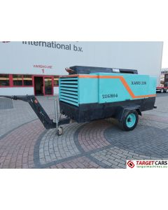 ATLAS COPCO XAMS286CD AIR COMPRESSOR 17300L/MIN 600CFM 8.6BAR 2007 4603H 70619149